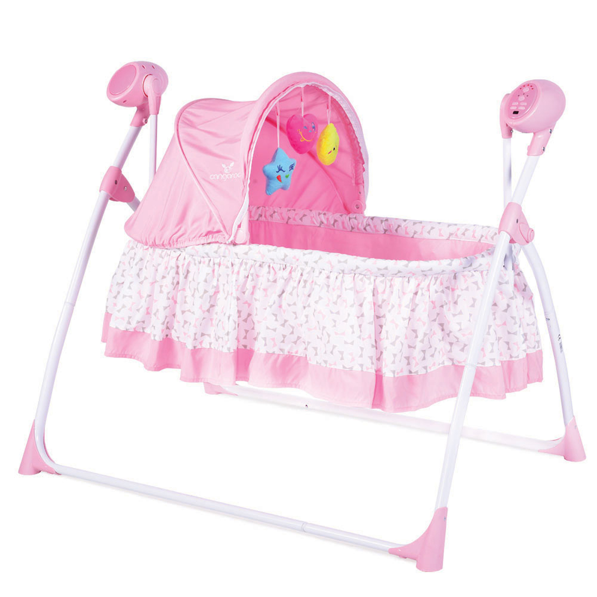 7336ed9d170 Καλαθούνα - Ρηλάξ accent pink cangaroo - Mommys Baby