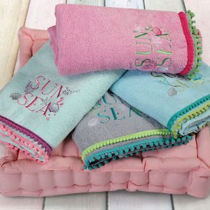 Παιδικές πετσέτες θαλάσσης